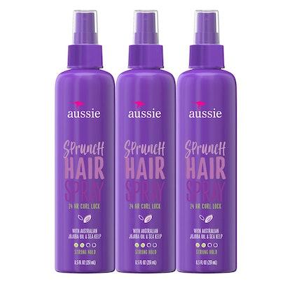 Aussie Sprunch Hair Spray (8.5 Oz., 3-Pack)