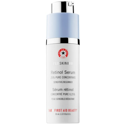 First Aid Beauty FAB Skin Lab Retinol Serum 0.25% Pure Concentrate