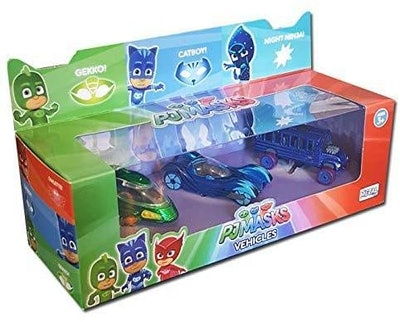 PJ Masks Die-Cast Hero Vehicles