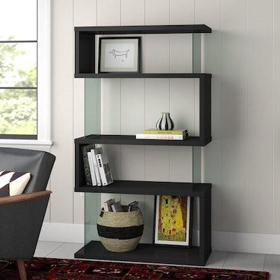 Pierre Geometric Bookcase