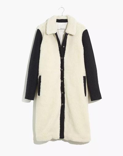 Sherpa McClancy Coat