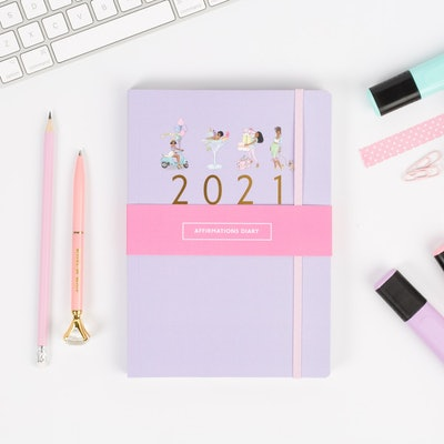2021 Affirmations Diary