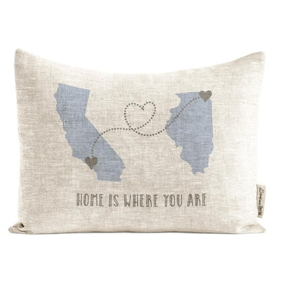 Customized Long-Distance Pillow
