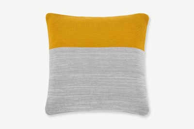 Digby 100% Cotton Knitted Cushion