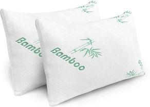 PLX Shredded Memory Foam Pillows (2-Pack)