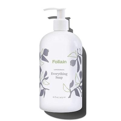Follain Lemongrass Everything Soap