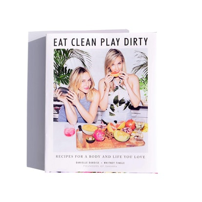 COOKBOOK: EAT CLEAN, PLAY DIRTY