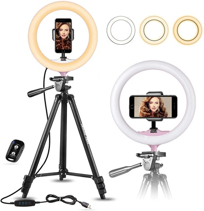 10'' Ring Light with With A Tripod Stand