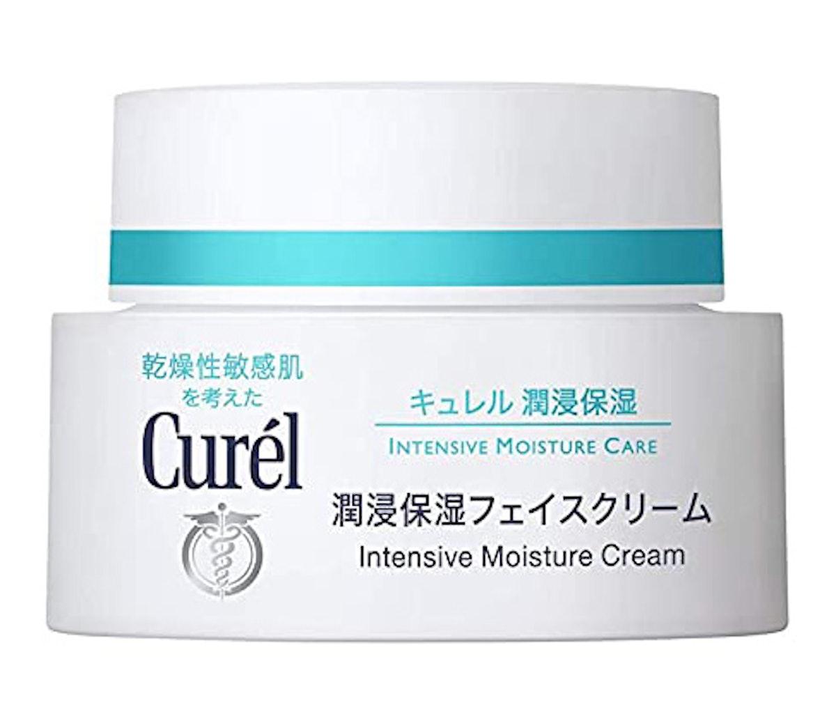 Curel Kao Intensive Moisture Cream