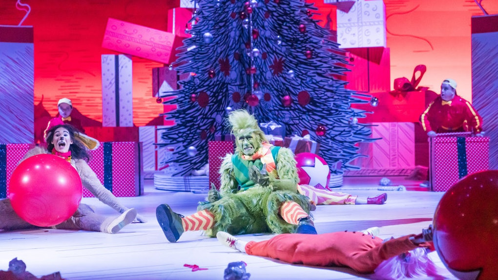 Dr Seuss' The Grinch Musical