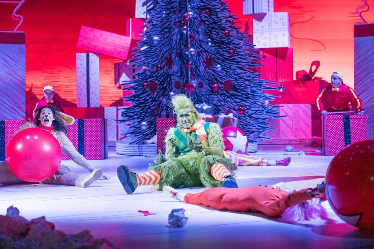 Dr Seuss' The Grinch Musical