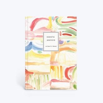 Under The Capri Sun Notebook