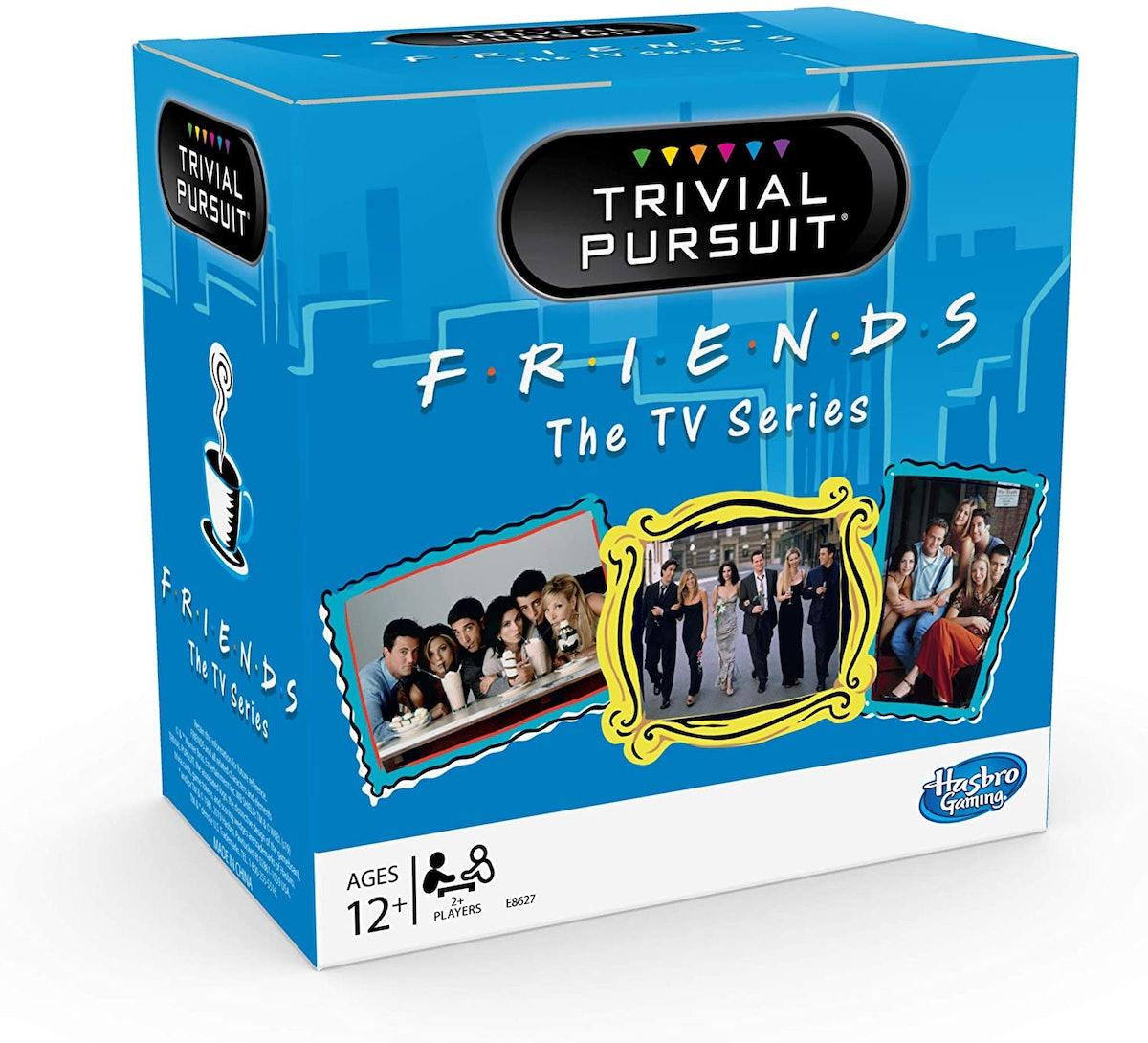 """""""Friends"""" Edition Trivial Pursuit"""