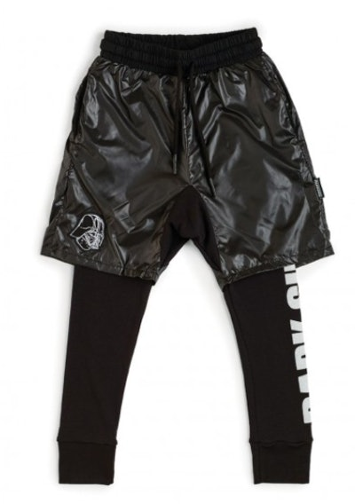One on one nylon pants