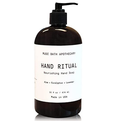 Muse Bath Apothecary Hand Ritual Hand Soap (2-Pack)