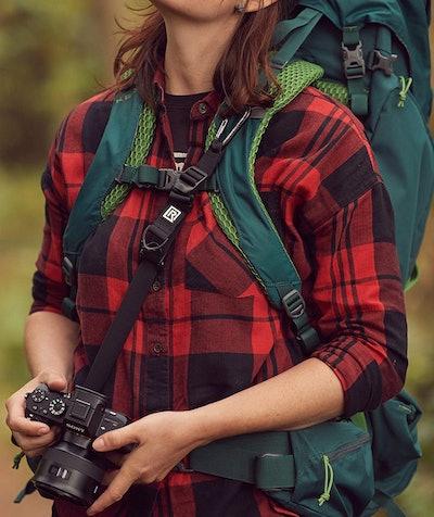 BlackRapid Backpack Camera Sling