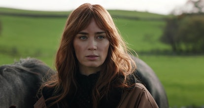 Actress Emily Blunt in 'Wild Mountain Thyme.'