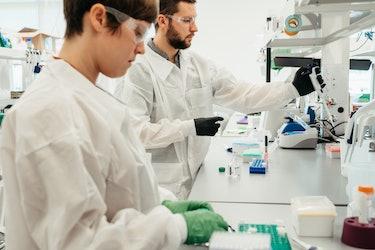 Mammoth Biosciences lab