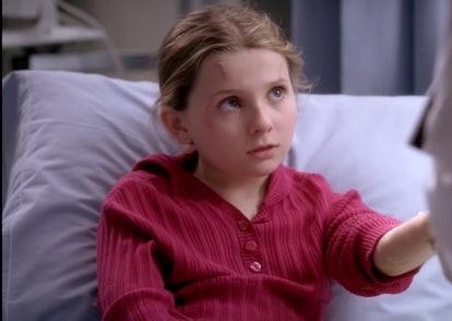 Abigail Breslin in 'Grey's Anatomy'