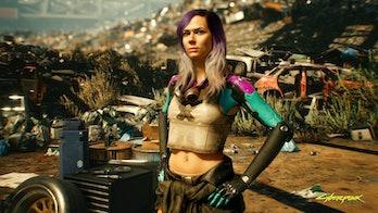 Alanah Pearce CD Projekt Red Cyberpunk 2077