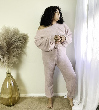 TheKelleeCollective Cozy Super Soft Two Piece Loungewear Set