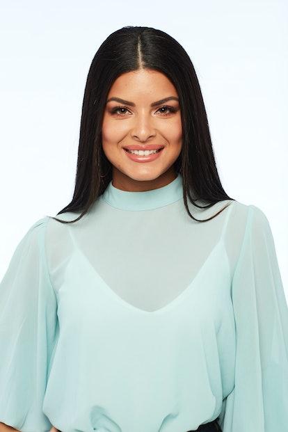 Bachelorette contestant Mari