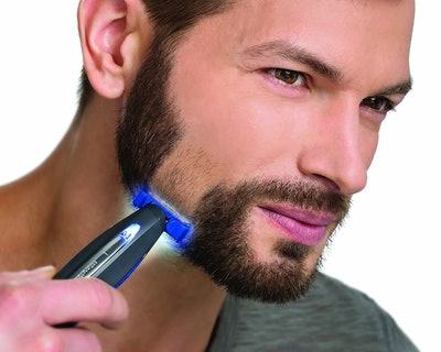 Micro Touch SOLO Men's Rechargeable Full Body Hair Trimmer