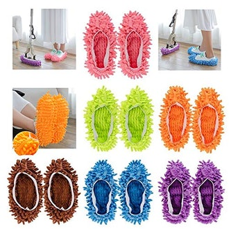 F-BBKO Mop Slippers (5 Pairs)