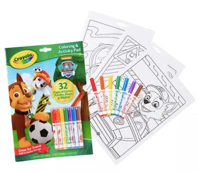 Crayola 32pg Coloring & Activity Pad
