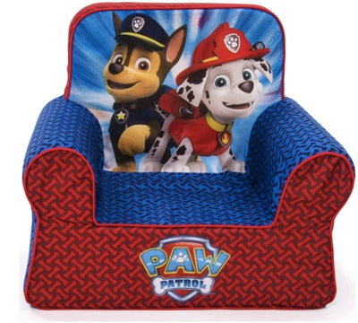Marshmallow Furniture Foam Toddler Comfy Chair