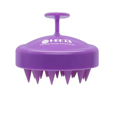 Heeta Scalp Care Hair Shampoo Brush