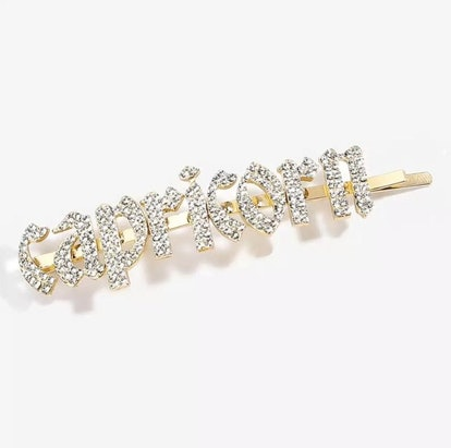 Capricorn Hair Pin