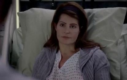 Nia Vardalos in 'Grey's Anatomy'