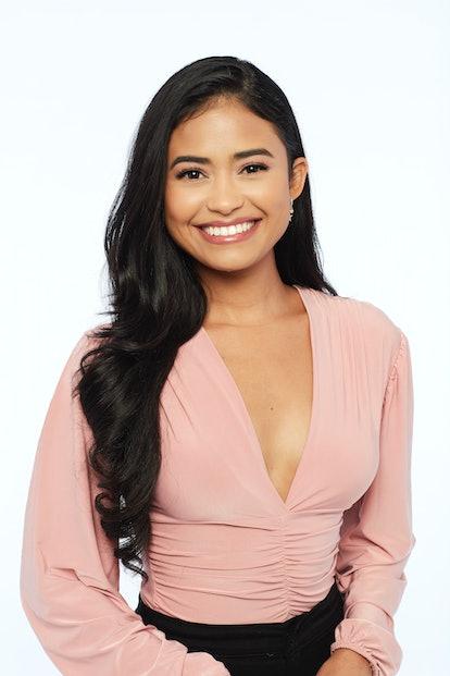 Bachelorette contestant Jessenia