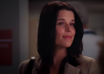 Neve Campbell in 'Grey's Anatomy'