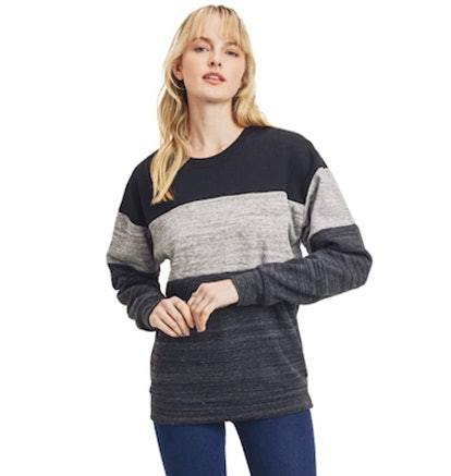 Esstive Crew-Neck Sweatshirt