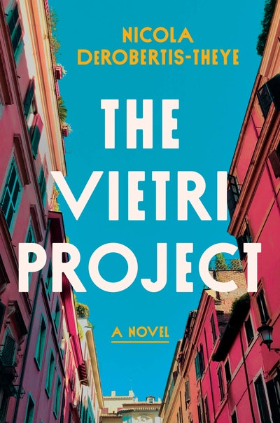 'The Vietri Project' by Nicola DeRobertis-Theye