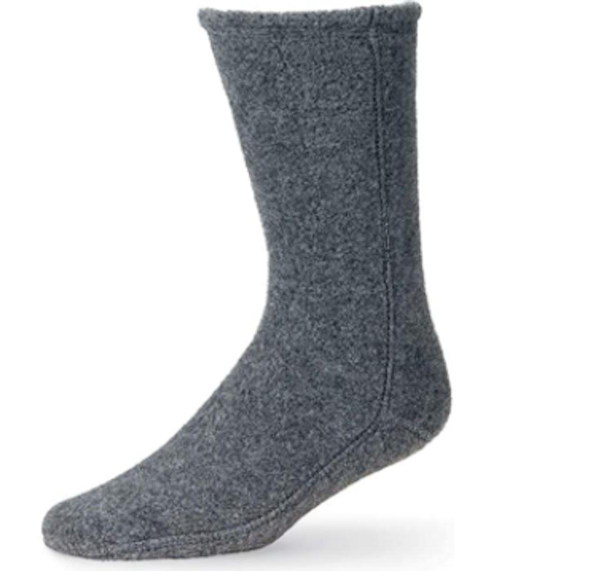 Acorn Versafit Mid-Calf Fleece Socks