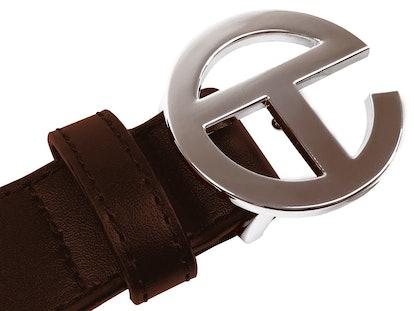 Logo Belt - Chocolate