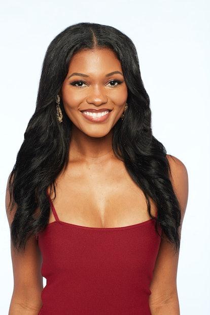 Bachelorette contestant Lauren