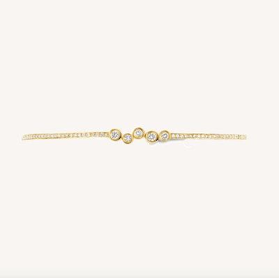 Musa Diamond Bracelet
