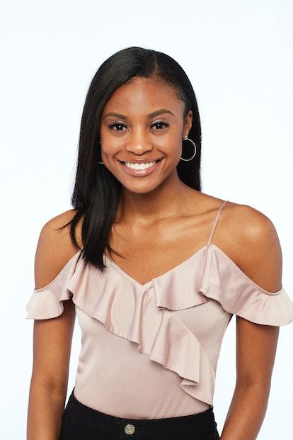 Bachelorette contestant Kristin