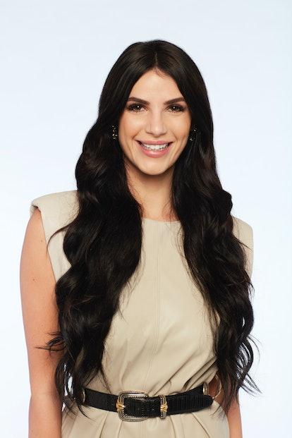 'Bachelorette' contestant Corinne