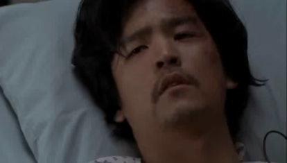 John Cho in 'Grey's Anatomy'