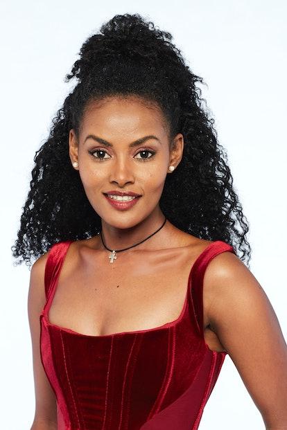 Bachelorette contestant Magi