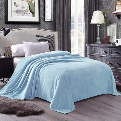 Exclusivo Mezcla Velvet Flannel Blanket