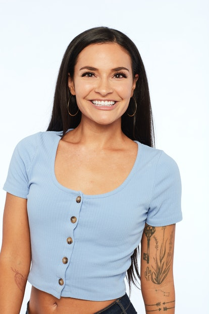 'Bachelorette' contestant Carolyn
