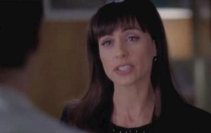Constance Zimmer in 'Grey's Anatomy'