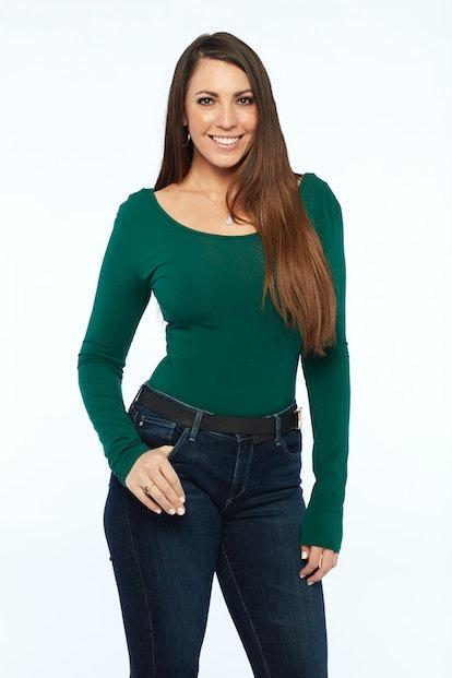 Bachelorette contestant Victoria