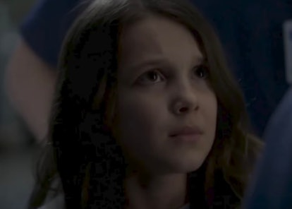 Millie Bobby Brown in 'Grey's Anatomy'